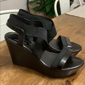 Black Wedges - Charles by Charles David